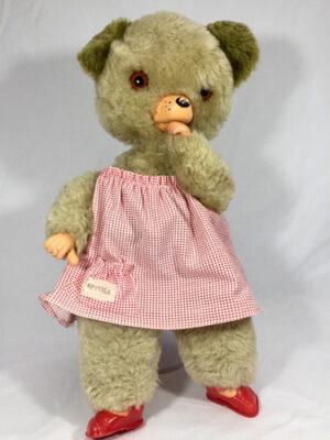 ursa peposa, dos anos 80